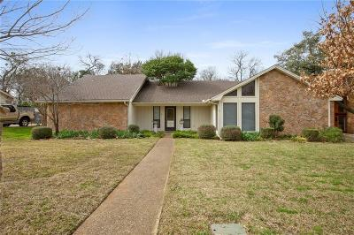 Waco Single Family Home For Sale: 3712 Greenleaf Drive