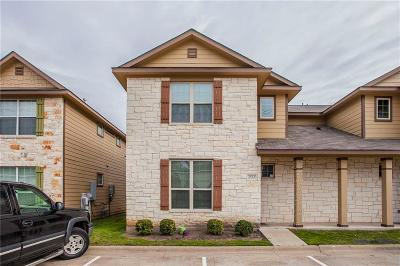Waco Condo/Townhouse For Sale: 2513 S 2nd Street #8A