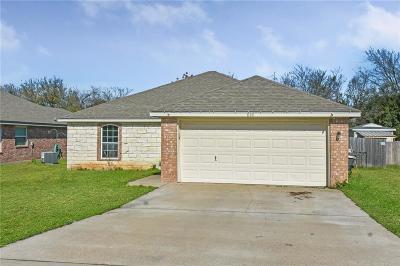 Robinson Single Family Home For Sale: 608 Apple Cross Court