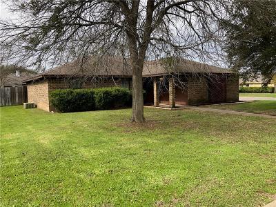 Hewitt Single Family Home For Sale: 341 Crockett Lane