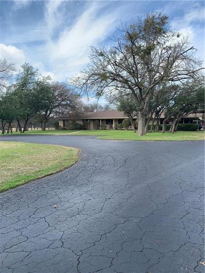 Clifton Single Family Home For Sale: 475 Quail Run Road