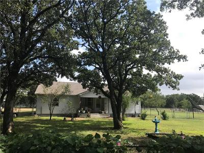 West Single Family Home For Sale: 4030 Fort Graham Road