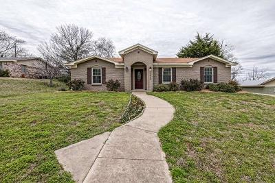 Woodway Single Family Home For Sale: 7945 Rio Vista Drive
