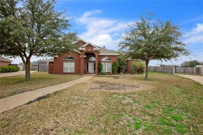 Hewitt Single Family Home For Sale: 804 Minor Circle