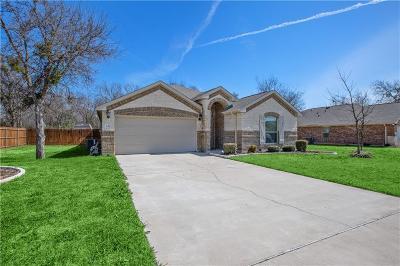 McGregor Single Family Home For Sale: 137 Oak Meadow Trail