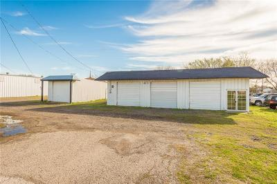 Robinson Commercial For Sale: 417 N Robinson Drive