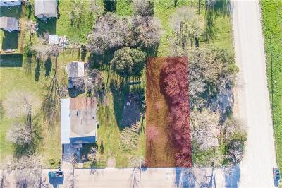 McGregor Residential Lots & Land For Sale: 507 McKinley Street