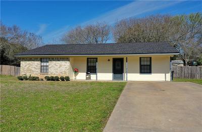 Robinson Single Family Home For Sale: 504 Simons Avenue