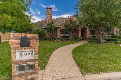Waco Single Family Home For Sale: 8300 Jonquil Drive