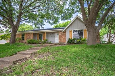 Hewitt TX Single Family Home Under Contract: $199,900