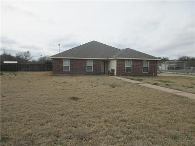 McGregor Single Family Home For Sale: 314 Bluebonnet Circle