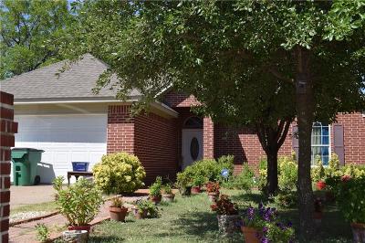 McGregor Single Family Home For Sale: 915 S Madison Street