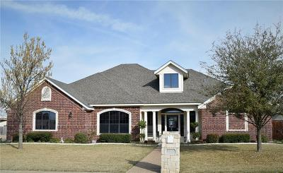 Hewitt Single Family Home For Sale: 1000 Lands End Cove