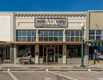 Clifton Commercial For Sale: 134 N Ave D
