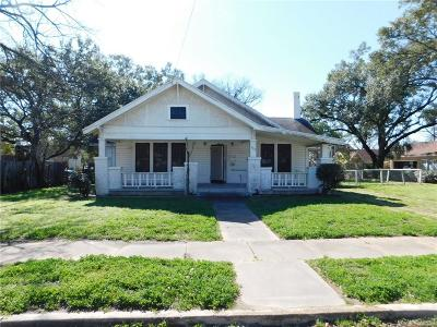 Marlin Single Family Home Under Contract: 522 Capps Street