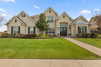 Waco Single Family Home Under Contract: 1017 Burberry Lane