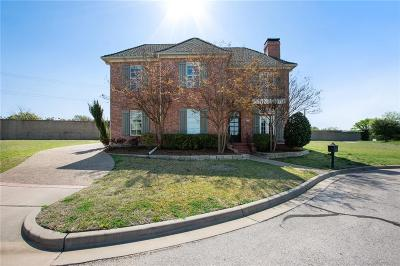 Waco Single Family Home For Sale: 40 Enclave Court