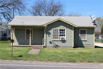 Valley Mills Single Family Home Under Contract: 506 S 7th Street