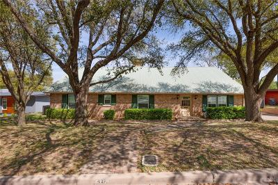 Waco Single Family Home For Sale: 2700 Skyline Drive