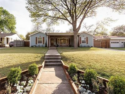 Waco Single Family Home Under Contract: 200 Oriental Road