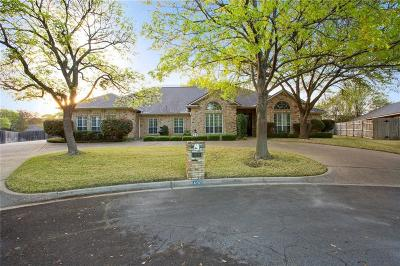 Waco Single Family Home Under Contract: 400 Riverview Drive