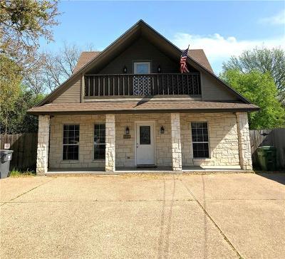 Waco Single Family Home For Sale: 1004 Oakwood Avenue
