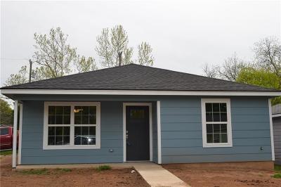 Waco Single Family Home Under Contract: 3500 Live Oak Avenue