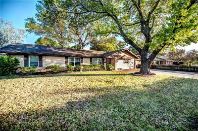 Robinson Single Family Home Under Contract: 105 E Santa Anna Drive