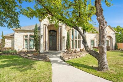 McGregor Single Family Home For Sale: 10020 Hidden Bluff