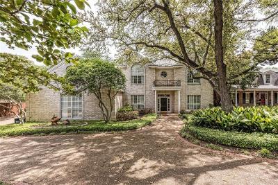Waco Single Family Home For Sale: 2905 Deerwood Drive