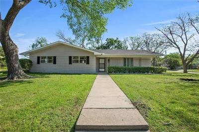 Woodway Single Family Home Under Contract: 281 Weldon Drive