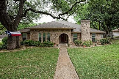 Woodway Single Family Home Under Contract: 8506 Oakdale Drive