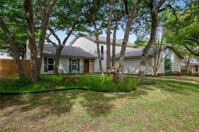 Woodway Single Family Home For Sale: 10021 Burgundy Lane