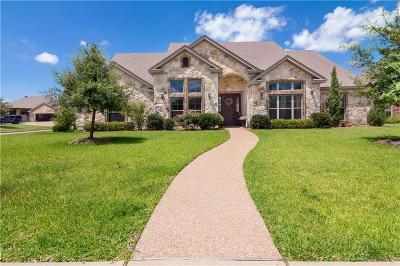 Waco Single Family Home For Sale: 100 Saintsbury Circle