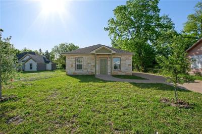Waco Single Family Home Under Contract: 2708 Primrose Drive