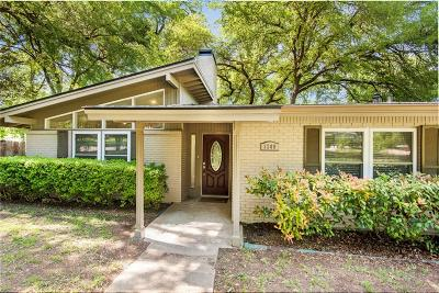 Waco Single Family Home For Sale: 3200 Carroll Drive