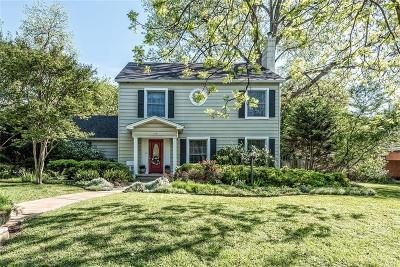 Waco Single Family Home For Sale: 115 Karem Road