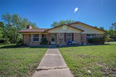 Single Family Home Under Contract: 428 Texas Avenue