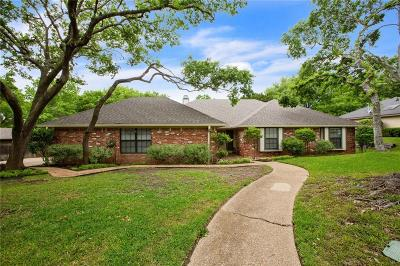 Woodway Single Family Home For Sale: 204 Trailwood Drive