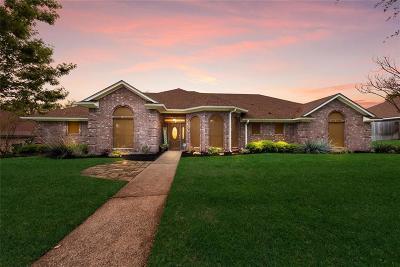 Waco Single Family Home For Sale: 9406 Pioneer Drive