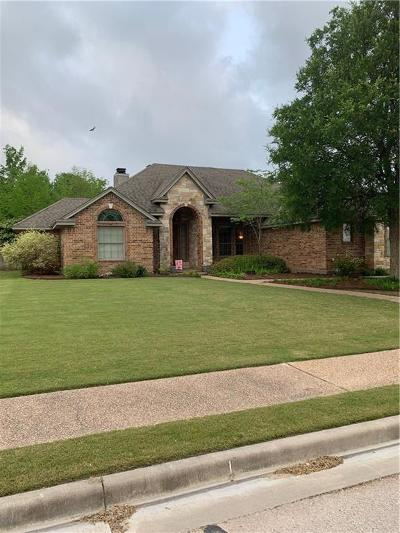 Robinson Single Family Home For Sale: 442 S Cedar Ridge Circle