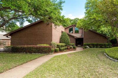 Waco Single Family Home For Sale: 4107 Green Point Drive