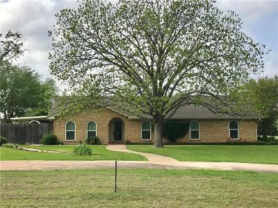 Robinson Single Family Home For Sale: 1609 Sunset Road