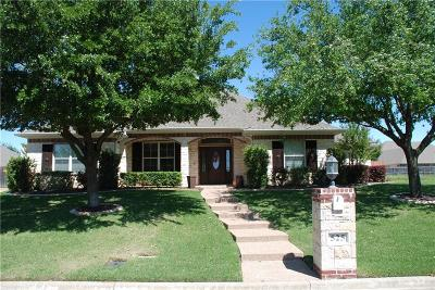 McGregor Single Family Home Under Contract: 525 Sienna Bend Trail