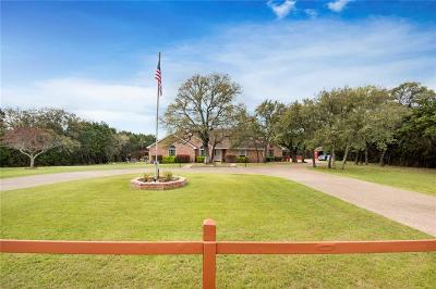 China Spring Single Family Home For Sale: 575 Bend Of The Bosque Road