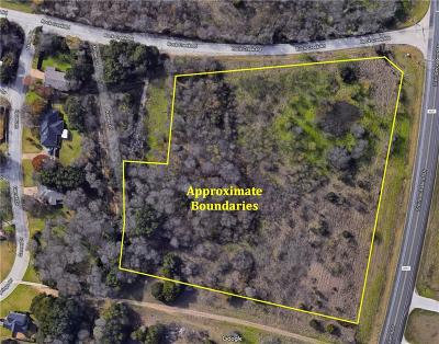 Waco Residential Lots & Land For Sale: 6901 Rock Creek Road