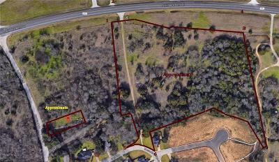 Waco Residential Lots & Land For Sale: 6600 Block Steinbeck Bend Road