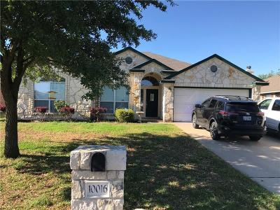 Waco Single Family Home For Sale: 10016 Salem Way
