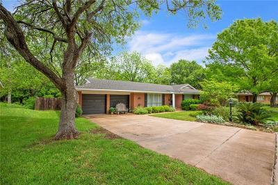 Waco Single Family Home For Sale: 2209 Charboneau Drive
