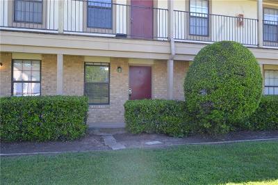 Waco Condo/Townhouse For Sale: 2005 S 8th Street #4